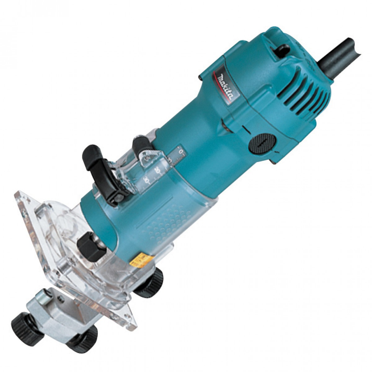 makita 3707f 240v router trimmer 1 4 collet howe tools uk. Black Bedroom Furniture Sets. Home Design Ideas