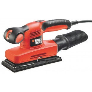 BLACK & DECKER KA320EKA 240v Orbital sander - third sheet
