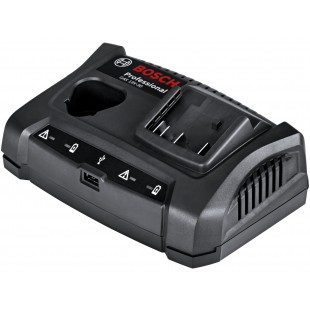 BOSCH GAX 18 V-30 18v & 12v & 10.8v Twin port charger