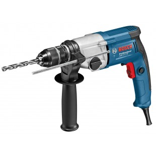 BOSCH GBM 13-2 RE 240v Rotary drill - 13mm keyless chuck