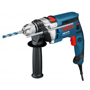 BOSCH GSB 16 RE 240v Percussion drill - 13mm keyless chuck