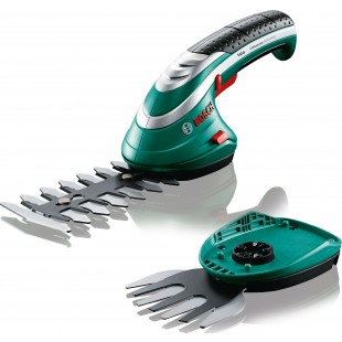 BOSCH ISIO SHAPE & EDGE Integral battery Hedge trimmer