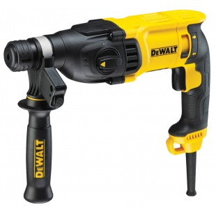 DEWALT D25133K 240v 3 function hammer - SDS plus