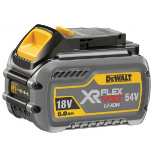 DEWALT DCB546 54v & 18v Flexvolt li-ion battery - 2.0Ah/6.0Ah