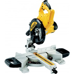 DEWALT DWS774 110v Mitre saw - 216mm blade