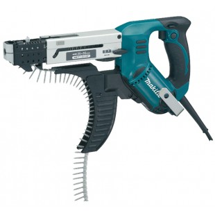 MAKITA 6843 240v Autofeed screwdriver - 5mm hex drive
