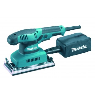 MAKITA BO3710 110v Orbital sander - third sheet
