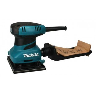 MAKITA BO4555 240v Palm sander - quarter sheet