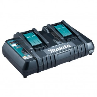 MAKITA DC18RD 18v & 14.4v Twin port charger