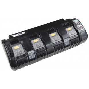 MAKITA DC18SF 18v & 14.4v Four port charger