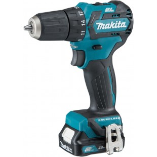 MAKITA DF332DSAJ 12v Drill driver - 10mm keyless chuck