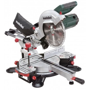 METABO KGS254M 240v Slide mitre saw - 254mm blade