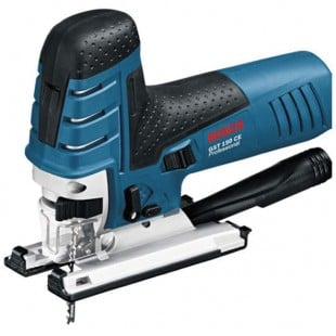 BOSCH GST 150 CE 240v Jigsaw - body grip