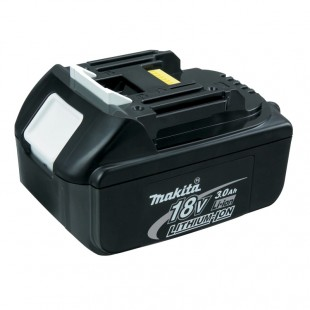 MAKITA BL1830B 18v Li-ion battery - 3.0Ah