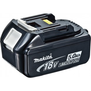 MAKITA BL1850B 18v Li-ion battery - 5.0Ah