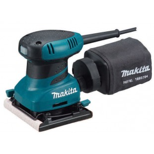 MAKITA BO4556 240v Palm sander - quarter sheet