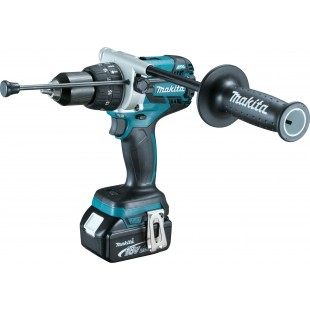 MAKITA DHP481RTJ 18v Combi drill - 13mm keyless chuck