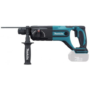 MAKITA DHR241Z 18v 3 function hammer - SDS plus