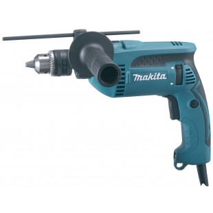 MAKITA HP1640 110v Percussion drill - 13mm keyed chuck