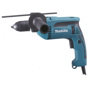 MAKITA HP1641K 240v Percussion drill - 13mm keyless chuck