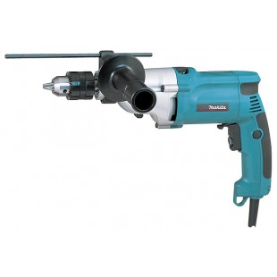 MAKITA HP2050 240v Percussion drill - 13mm keyed chuck