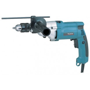 MAKITA HP2050F 110v Percussion drill - 13mm keyed chuck