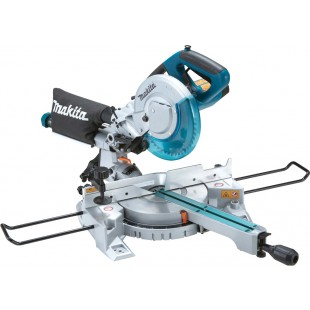 MAKITA LS0815FLN 110v Slide compound mitre saw - 216mm blade