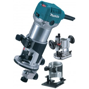 MAKITA RT0700CX2 240v Router / Trimmer - 1/4
