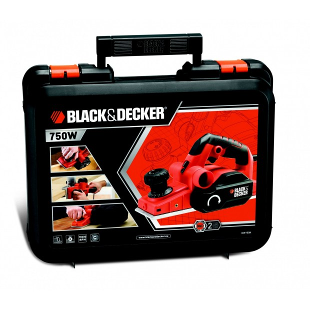 container for for the BLACK & DECKER KW750K