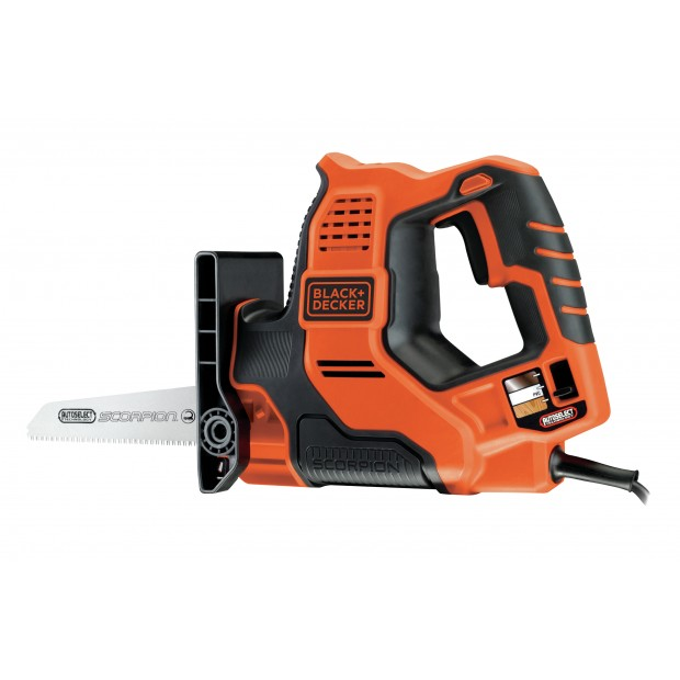 comes with the BLACK & DECKER RS890K