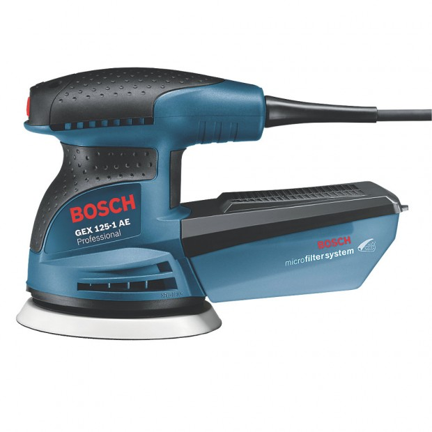 comes with the BOSCH GEX 125-1 AE