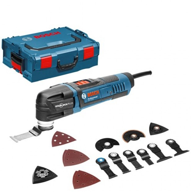 comes with the BOSCH GOP 30-28 L-BOXX
