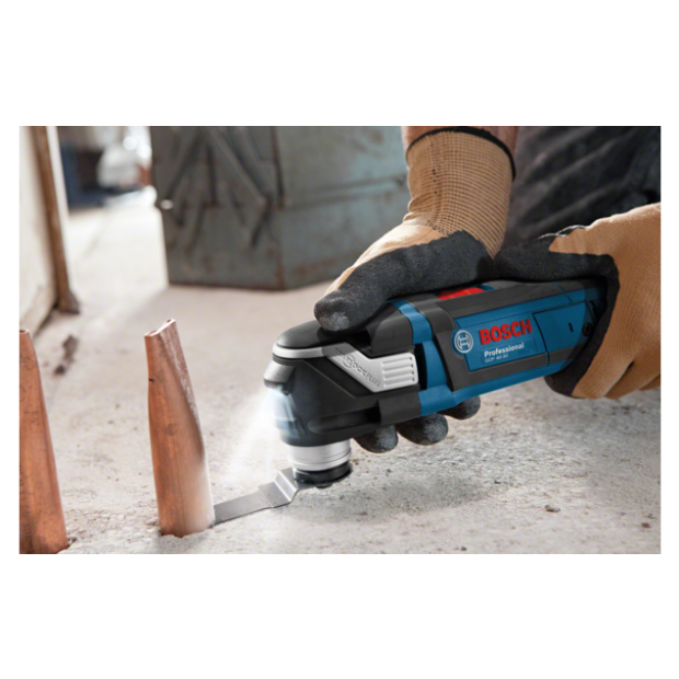 comes with the BOSCH GOP 40-30 CTN