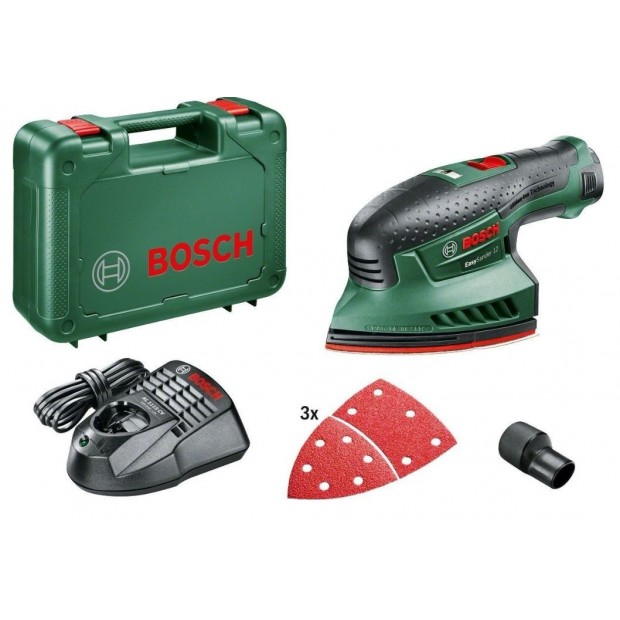 comes with the BOSCH GREEN EASYSANDER 12