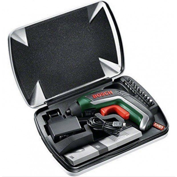 comes with the BOSCH GREEN IXO V