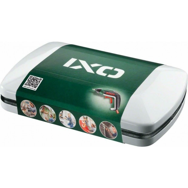 container for for the BOSCH GREEN IXO V