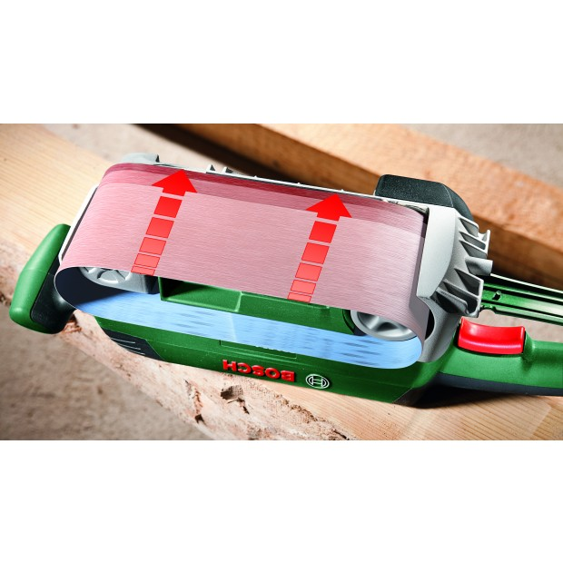 comes with the BOSCH GREEN PBS-75A