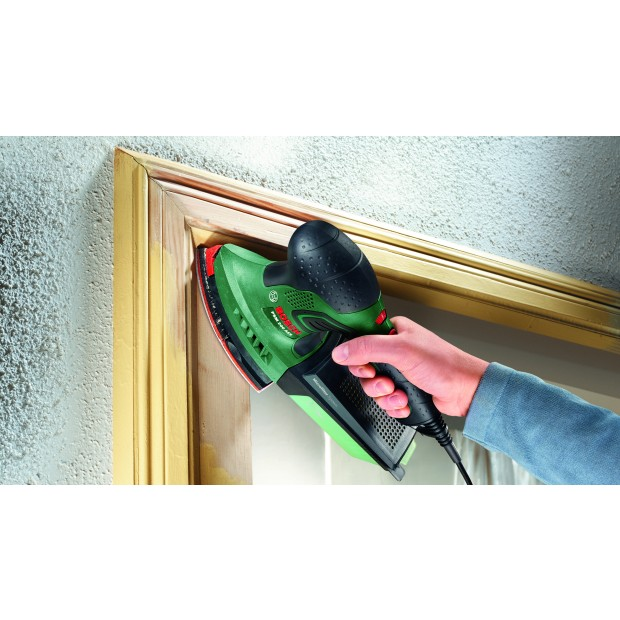 comes with the BOSCH GREEN PSM 200 AES