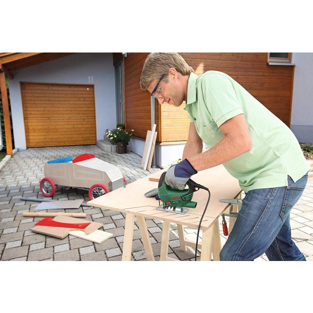 comes with the BOSCH GREEN PST-700-E