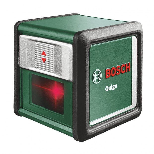 comes with the BOSCH GREEN QUIGO