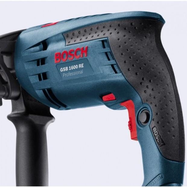 comes with the BOSCH GSB 1600 RE