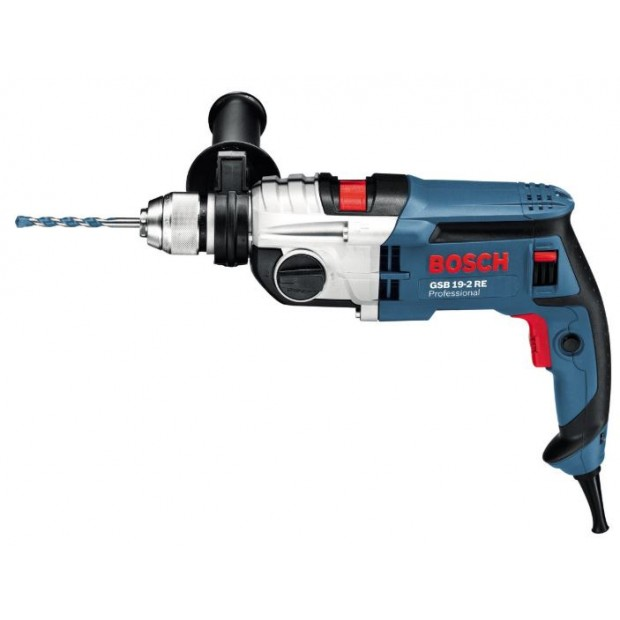 comes with the BOSCH GSB 19-2 RE
