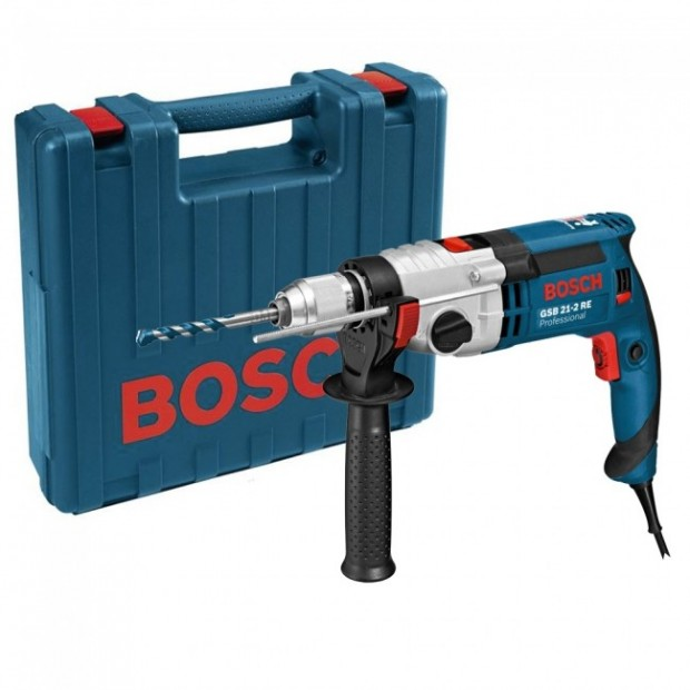 comes with the BOSCH GSB 21-2 RE