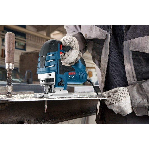 comes with the BOSCH GST 150 BCE