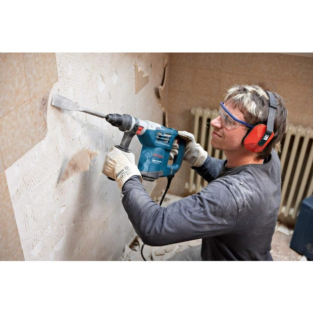 comes with the BOSCH MULTIDRILL-GBH432DFR