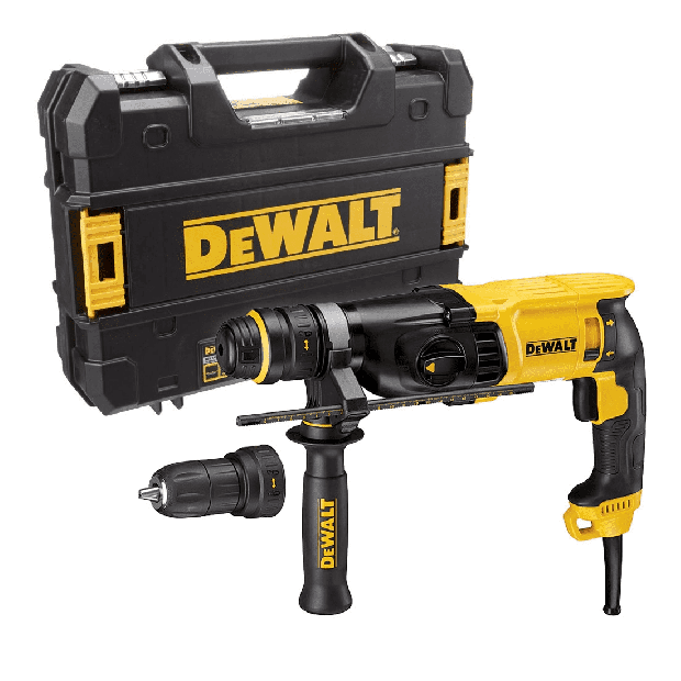 container for for the DEWALT D25134K