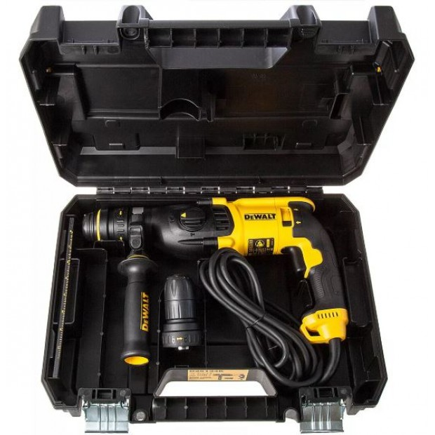 comes with the DEWALT D25134K
