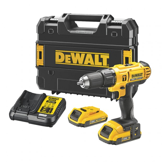 comes with the DEWALT DCD710D2