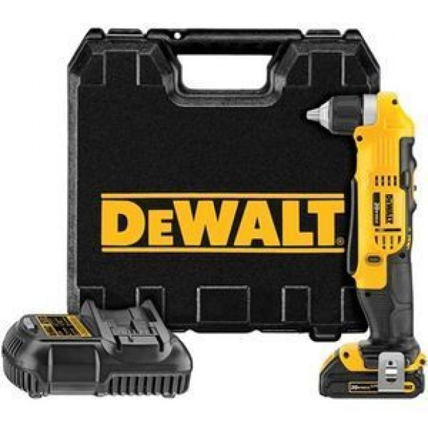 comes with the DEWALT DCD740C1