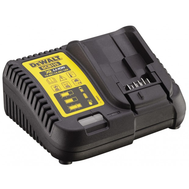 DEWALT DCB115 (charger for the DEWALT DCF620D2K)
